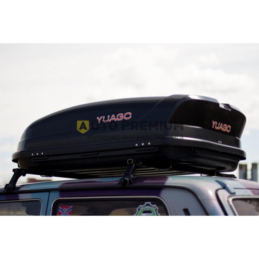 Автобокс Pragmatic YUAGO (410 л.)