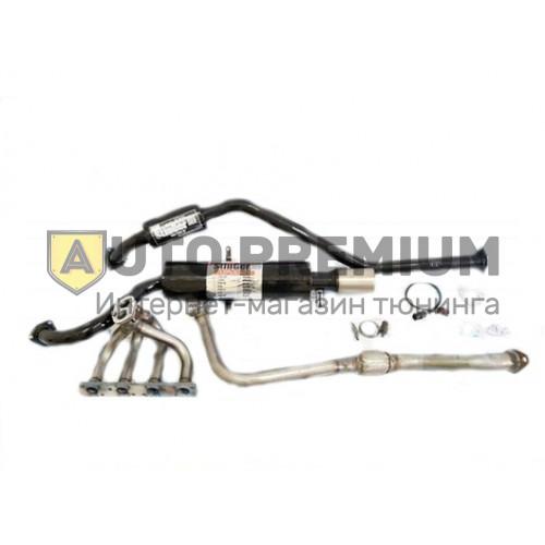 Выпускной комплект 4-1 ВАЗ 2101-2107 Классика 8V глушитель с насадкой